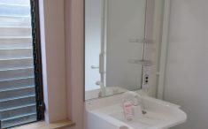洗面所リフォーム後の写真