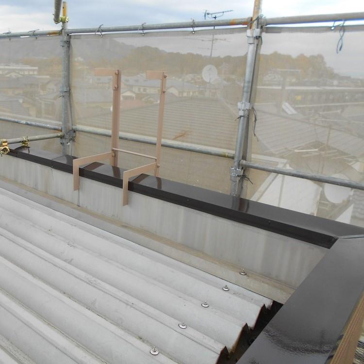 屋根リフォーム後の写真