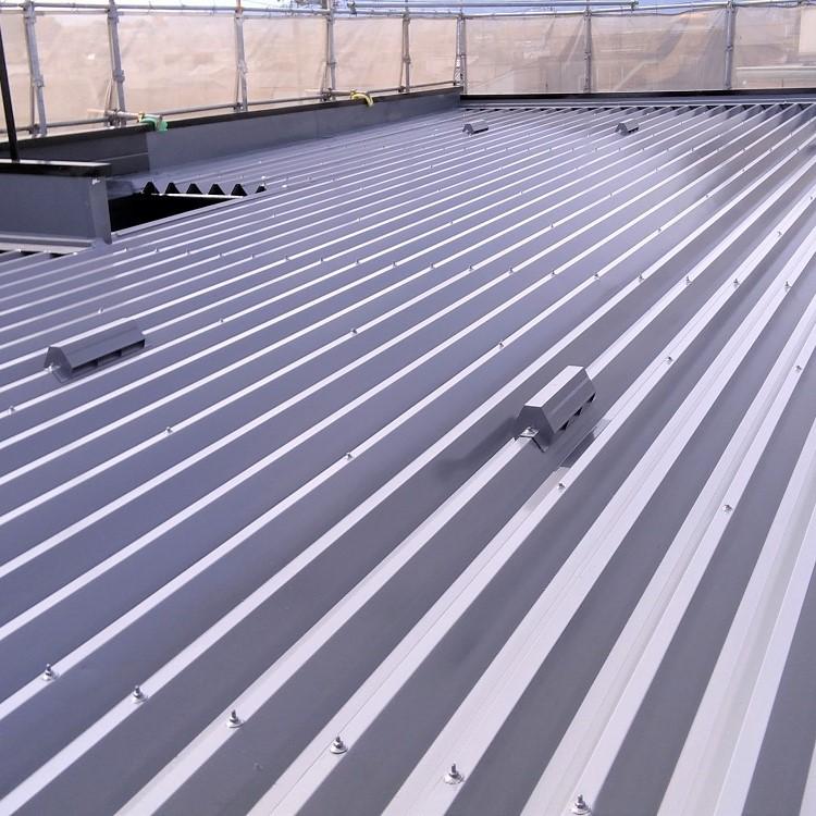 屋根塗装リフォーム後の写真