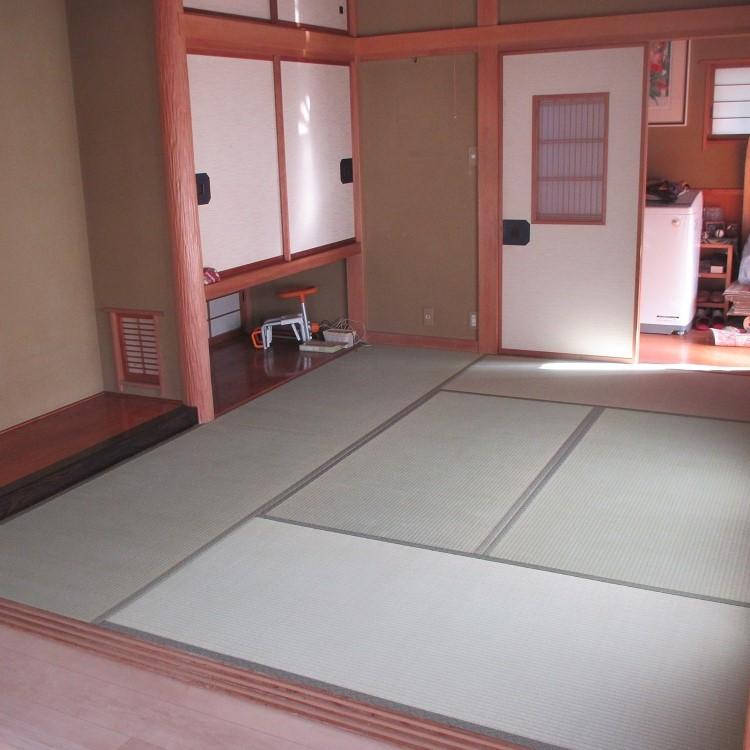 和室リフォーム後の写真