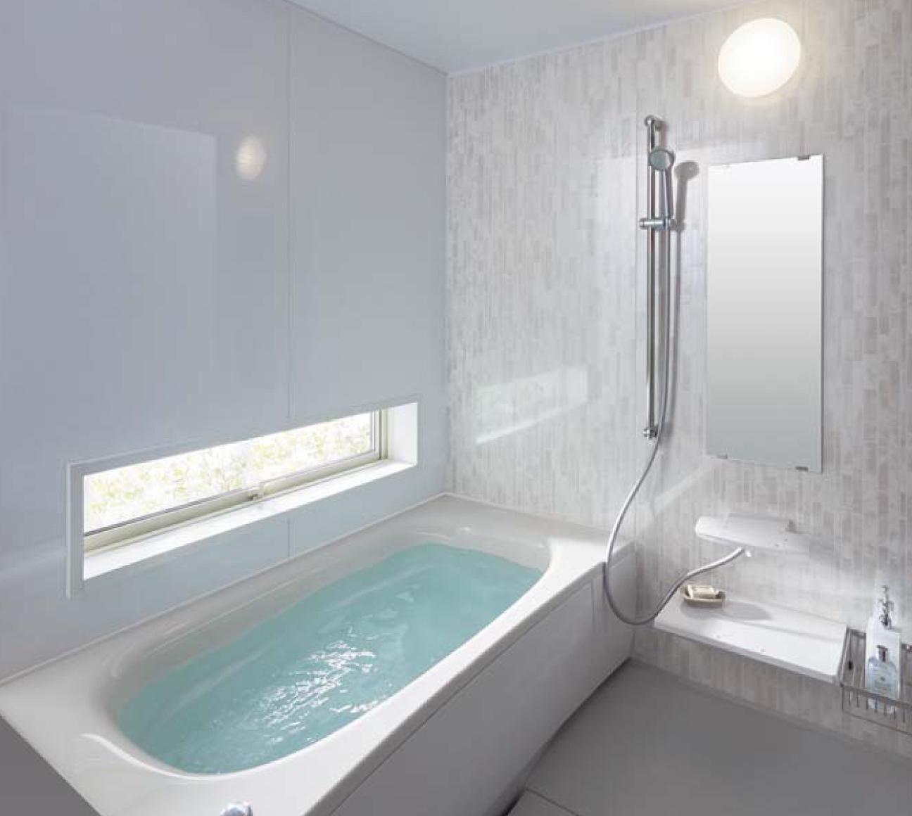 バスルームオフローラの写真