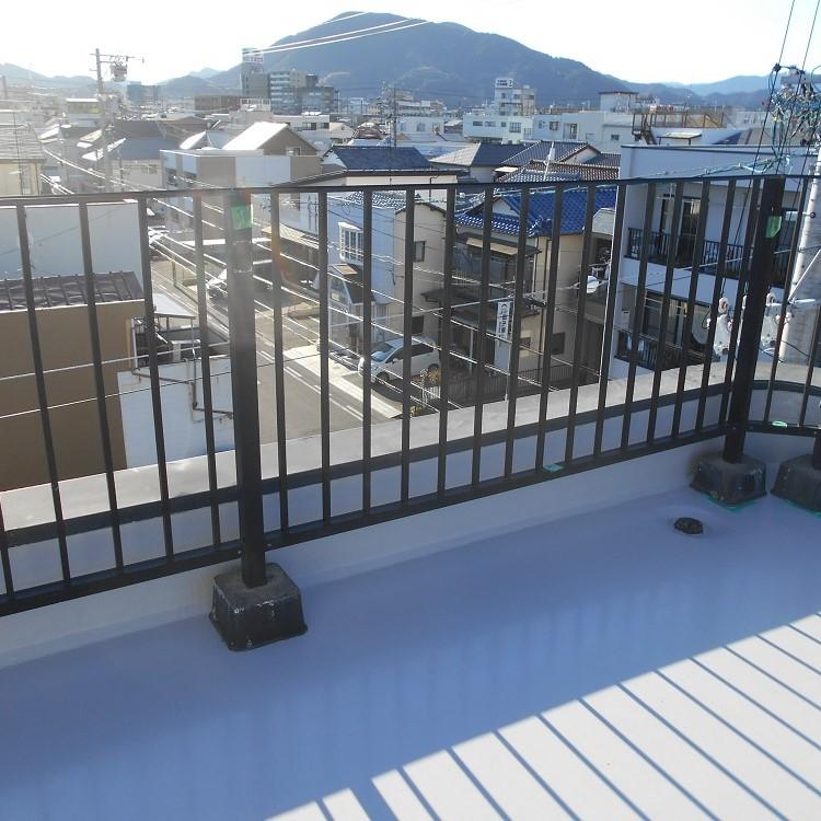 屋上リフォーム後の写真