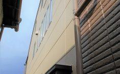 外壁塗装リフォーム後の写真
