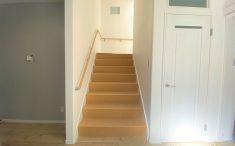 階段リフォーム後の写真